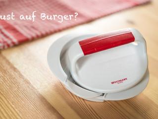 Meine neue Burger-Presse von Westmark ist da