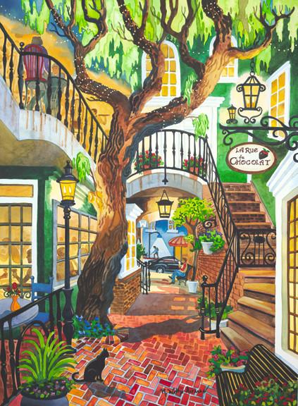 Pepper Tree Lane