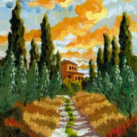 Tuscan Road Home