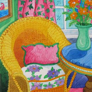 Gail's Chair