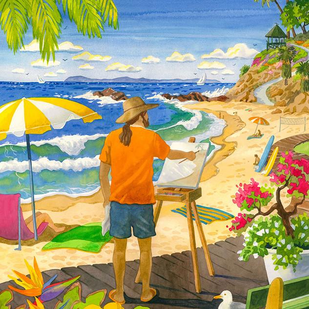 Laguna Painter