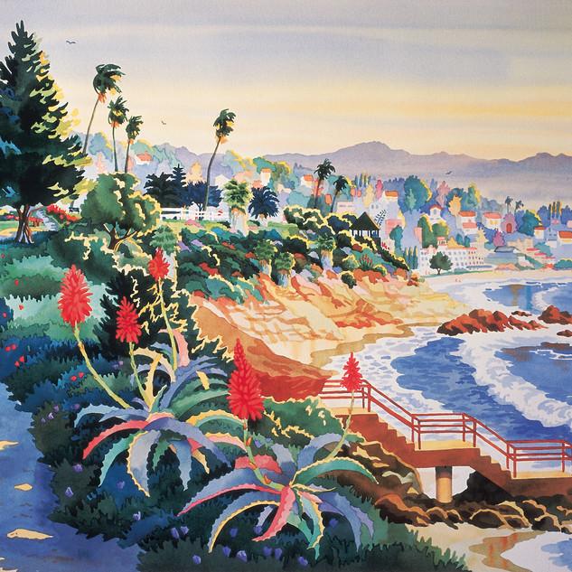 Rock Pile Beach