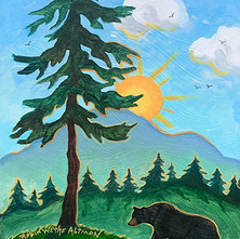 Bear on the Hill
