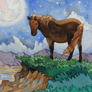Moon Pony