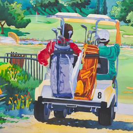 The Golfers Garys
