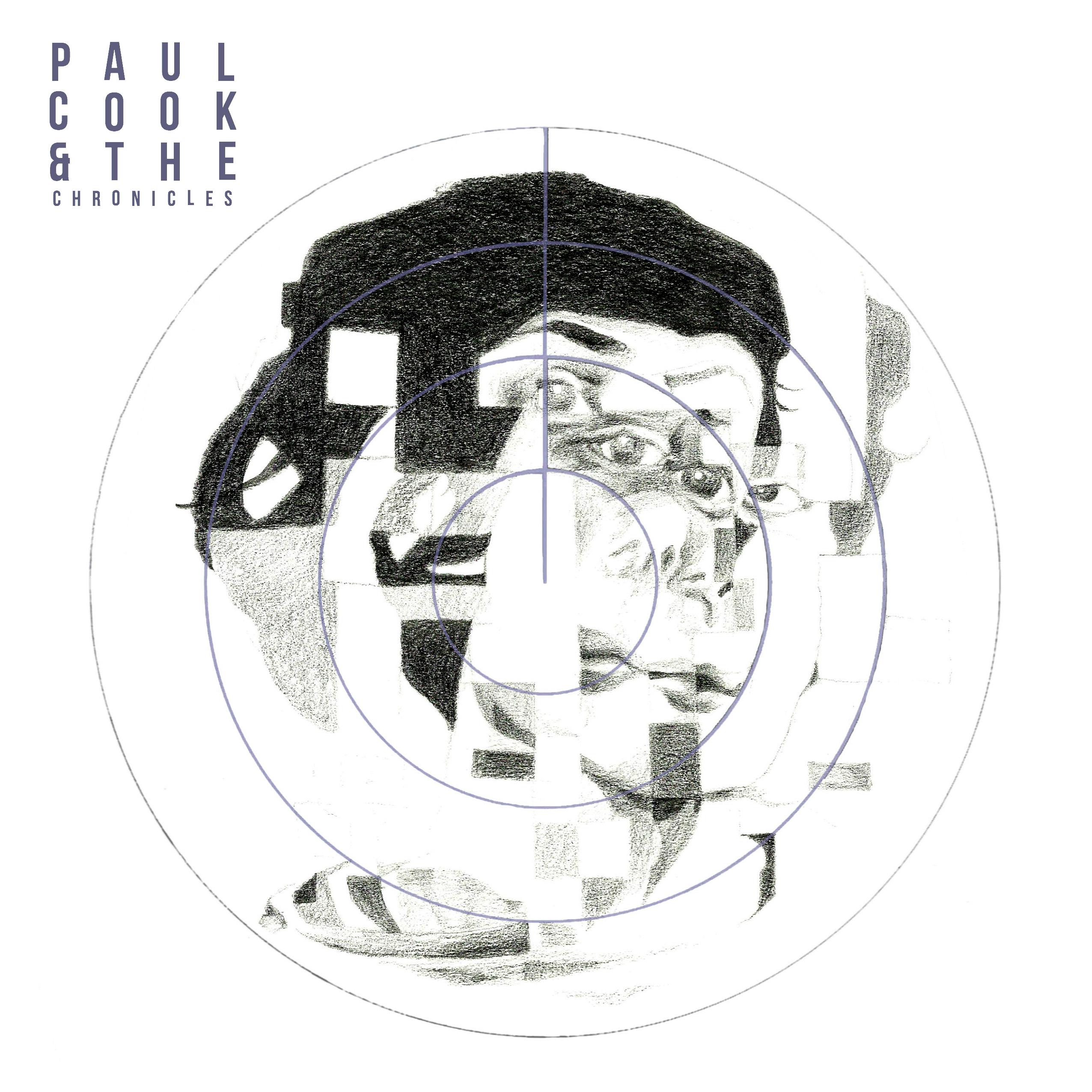 Paul Cook & The Chronicles - Radar