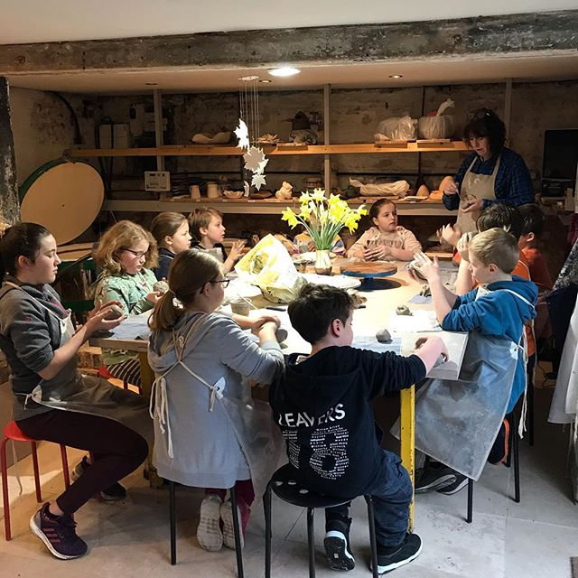 Poetry and pots (Kids 8-16) 11-8-21