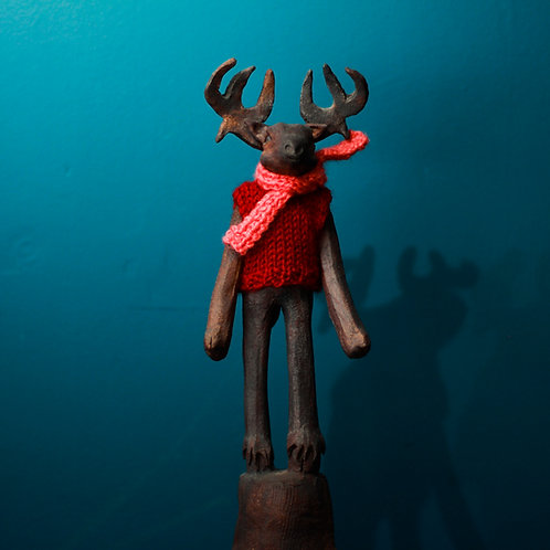 Standing Stag No.51