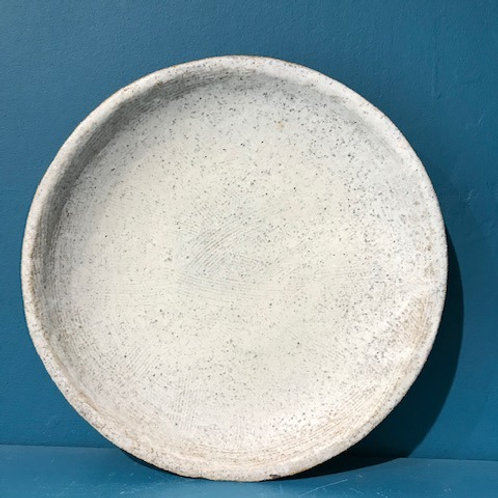 Stoneware Lunch Plate - Medium