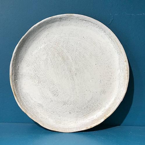 Stoneware Dinner Plate - Large