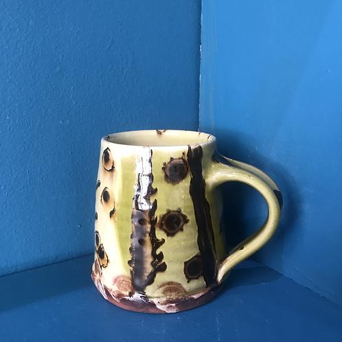 Russell Kingston Green Mug