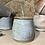 Thumbnail: Lidded Jar with Snowflake Crackle Glaze