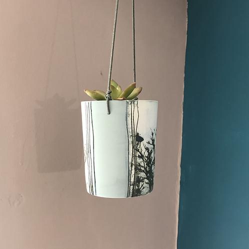 Kit Anderson Hanging Ceramic Planter