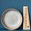 Thumbnail: Snowflake Crackle Glaze Medium Plate