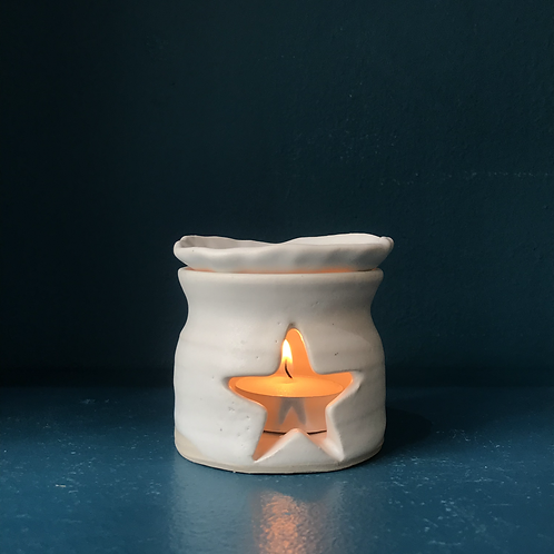 Star Wax Melt And Tea Light Holder