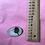 Thumbnail: Kit Anderson Medium Ceramic Brooch