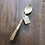 Thumbnail: Hand Carved Wooden Spoon