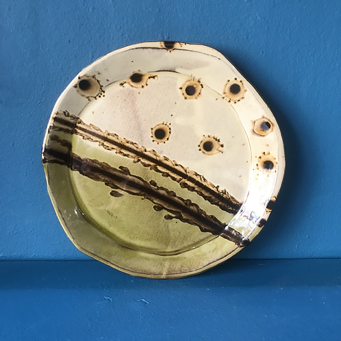Russell Kingston Lunch Plate