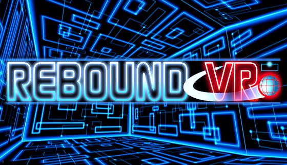 Rebound VR out now on Steam!