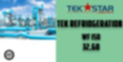 TEK REFRIDGERATION WF ISO 32, 68 WEB BUT
