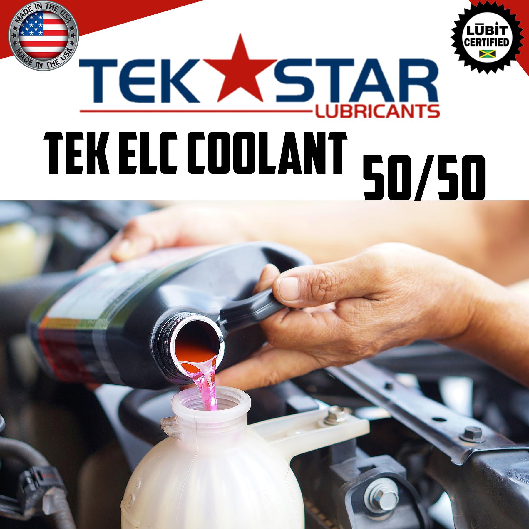 WEB TEK ELC COOLANT 5050 - LUBIT
