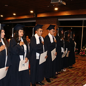 Ceremonia de grado 2017