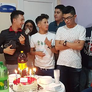 Integración: Amigo secreto y cumpleaños