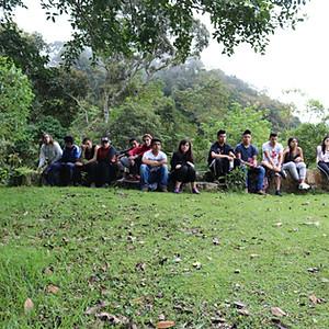 Salida pedagógica parque de Niebla Chicaque