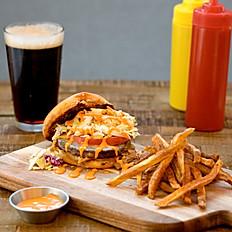 Zydeko Burger