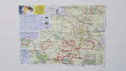 2. Map of Sao Paulo with memo