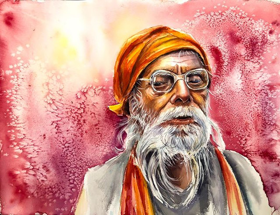The old man. Watercolor on grain fin 100% cotton paper.jpg