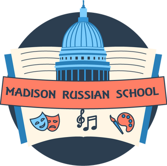 Logo for Madison Russian School