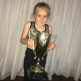 May's freestyle dancer of the month awar