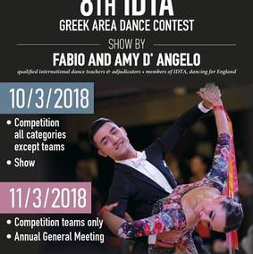 #idta #greece #seminar #competition #sho