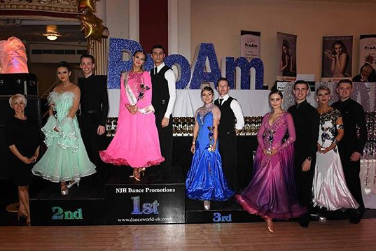 ProAm 🏆 #proAm #proamdance #teacherstud