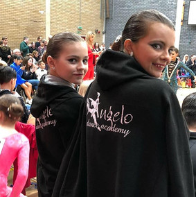 Well Done to Maddie and Maisie today at