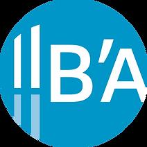 Signe de reconnaissance B'A bleu.png