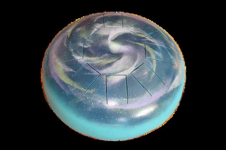 Cosmic drum 8 notes