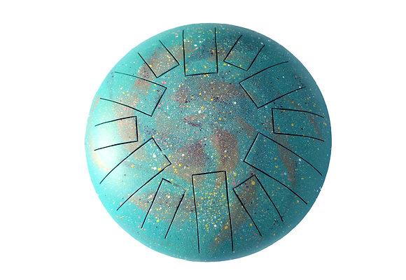 cosmic drum 12 notes fa phrygien