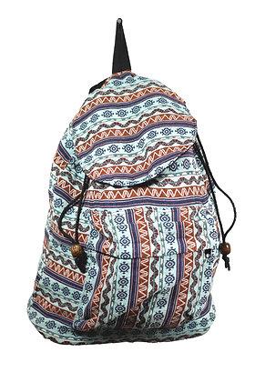 sac a dos ethnique vintage tissage