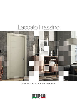 04 - LACCATO FRASSINO - Copertina Brochu