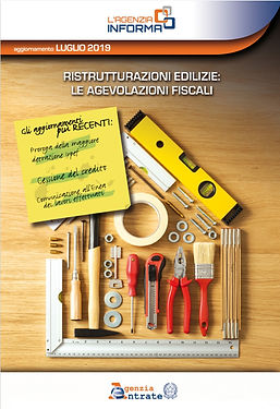RISTRUTTURAZIONE EDILIZIA - Copertina (N