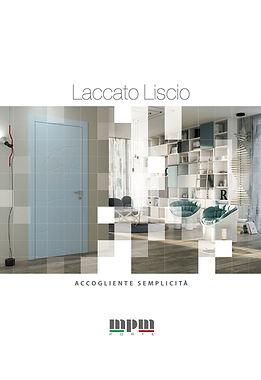 02 - LACCATO LISCIO - Copertina Brochure