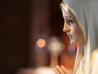 ¿Quién soy yo, para que la madre de mi Señor venga a visitarme? (Lc 1, 43.)