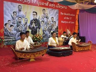 La Iglesia celebra la beatificación de los 17 mártires de Laos