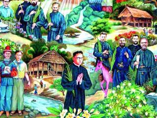 Diciembre: Beatificación de Luc Sy, i.v.Dei