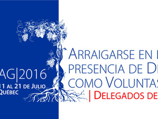 Apertura Asamblea General 2016
