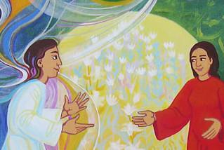 María de la Anunciación, Madre de la Misericordia