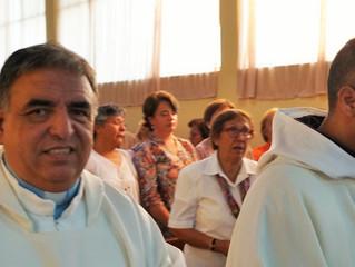 Parroquia Ssma. Trinidad de Limache recibe a su nuevo párroco