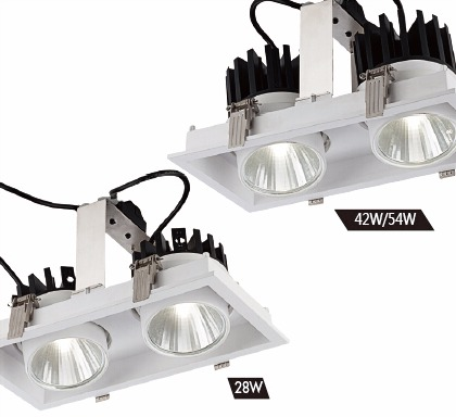 RS9K Series COB Recessed Spotlights